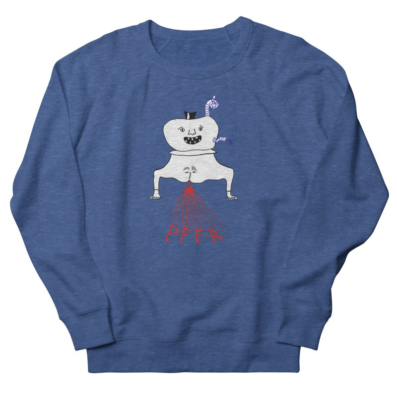 PFFR Women's French Terry Sweatshirt by Jim Tozzi