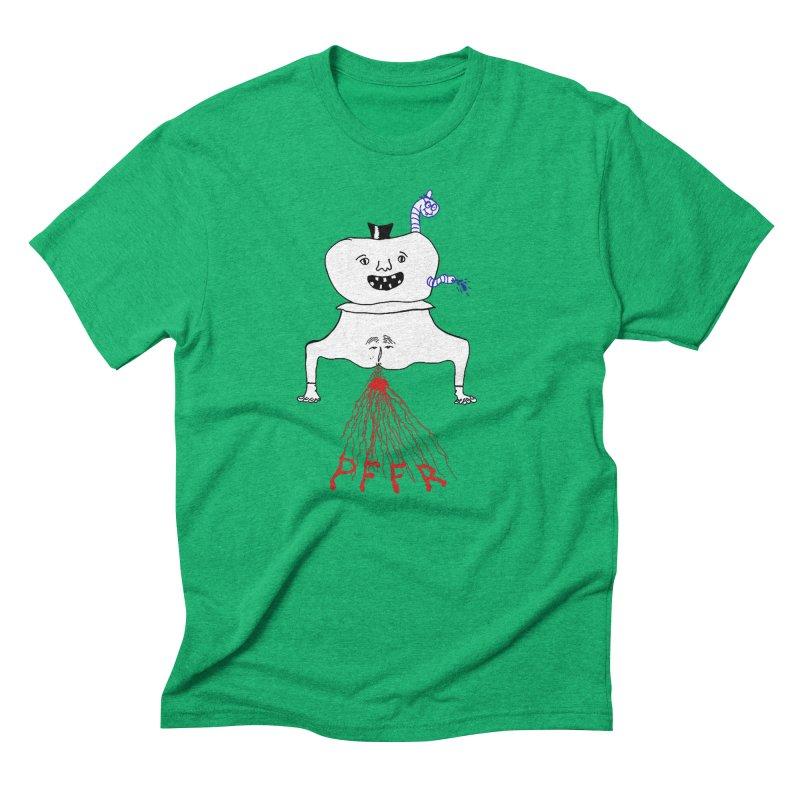 PFFR Men's Triblend T-Shirt by Jim Tozzi