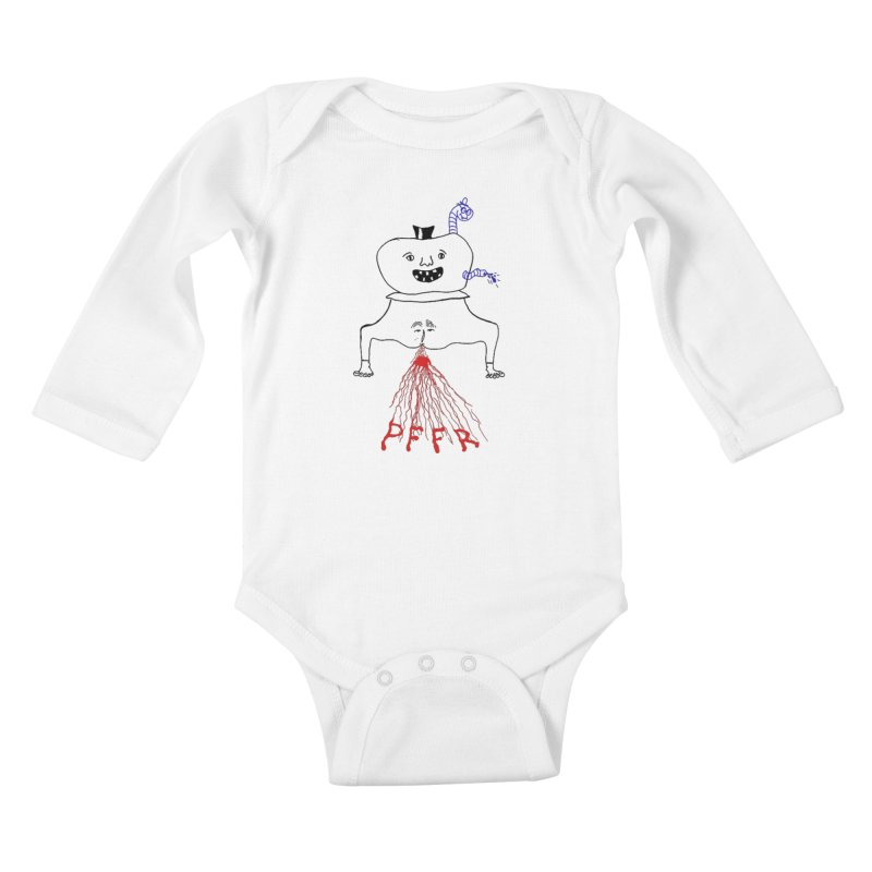 PFFR Kids Baby Longsleeve Bodysuit by Jim Tozzi