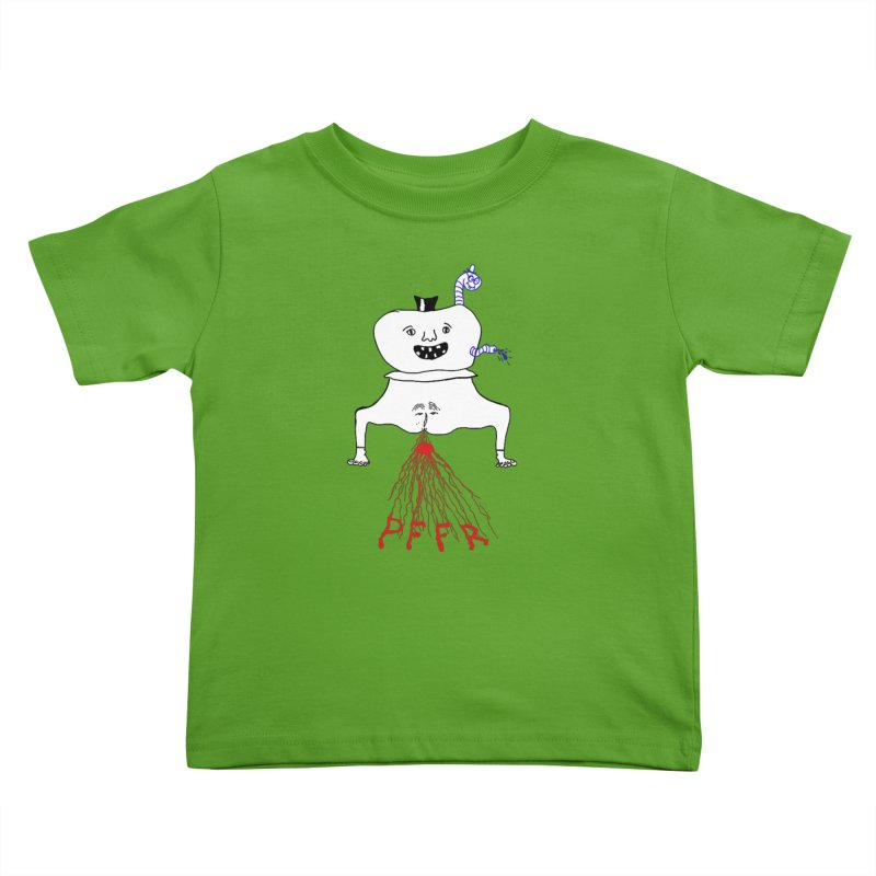 PFFR Kids Toddler T-Shirt by Jim Tozzi