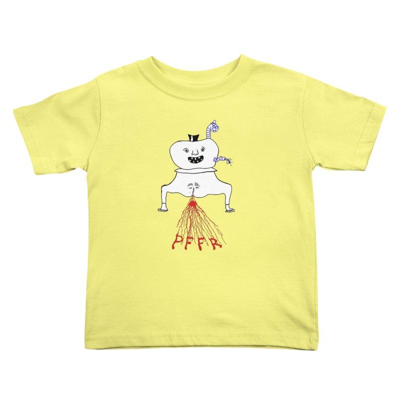 PFFR Kids Toddler T-Shirt by Jim Tozzi