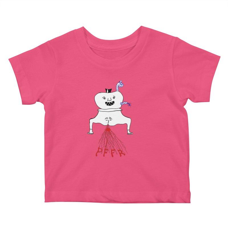 PFFR Kids Baby T-Shirt by Jim Tozzi