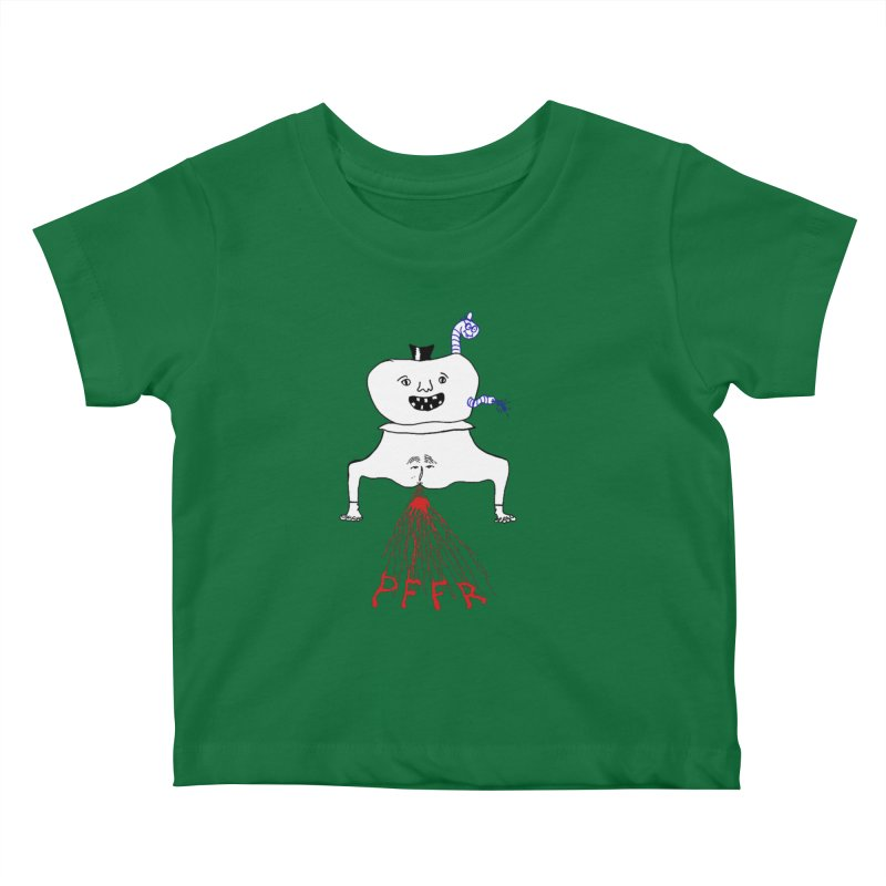PFFR Kids Baby T-Shirt by Jim Tozzi