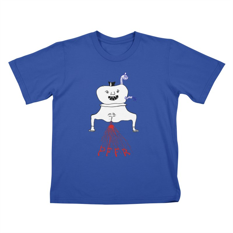 PFFR Kids T-Shirt by Jim Tozzi