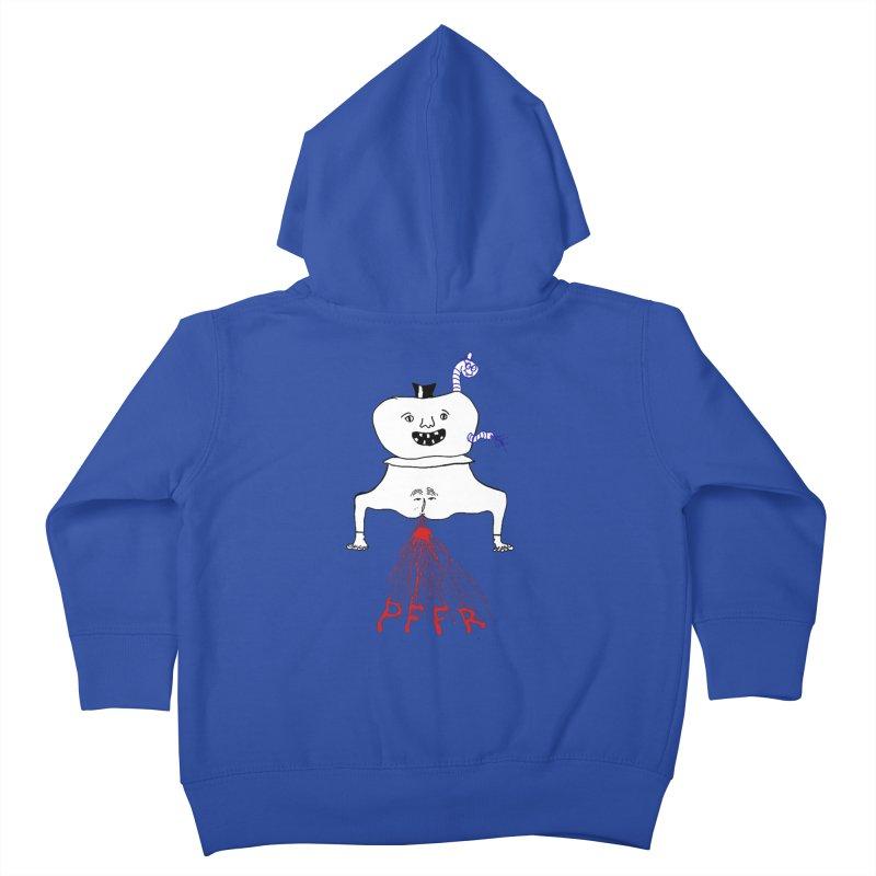 PFFR Kids Toddler Zip-Up Hoody by Jim Tozzi
