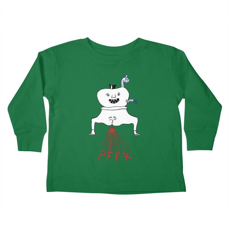 PFFR Kids Toddler Longsleeve T-Shirt by Jim Tozzi