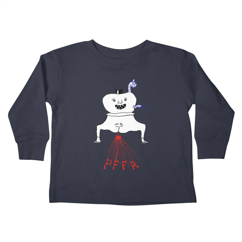 PFFR Kids Toddler Longsleeve T-Shirt by Jim Tozzi