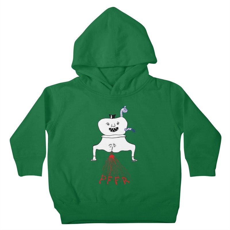 PFFR Kids Toddler Pullover Hoody by Jim Tozzi