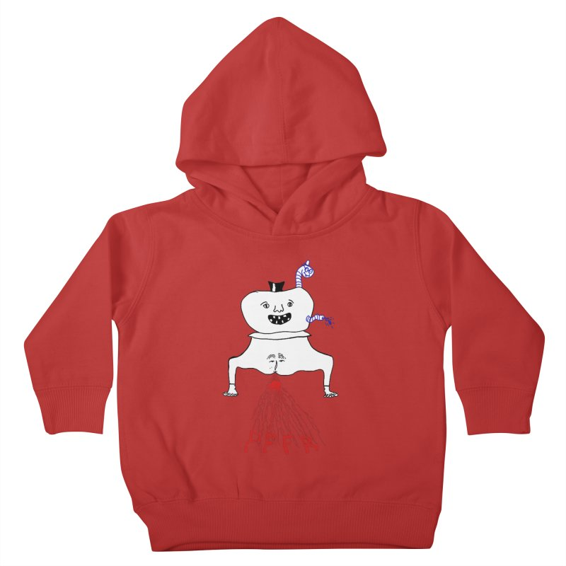 PFFR Kids Toddler Pullover Hoody by Jim Tozzi