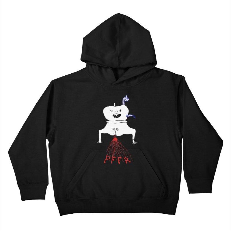 PFFR Kids Pullover Hoody by Jim Tozzi
