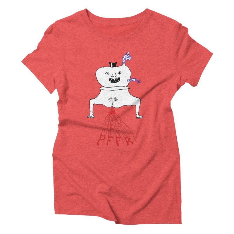 PFFR Women's Triblend T-Shirt by Jim Tozzi