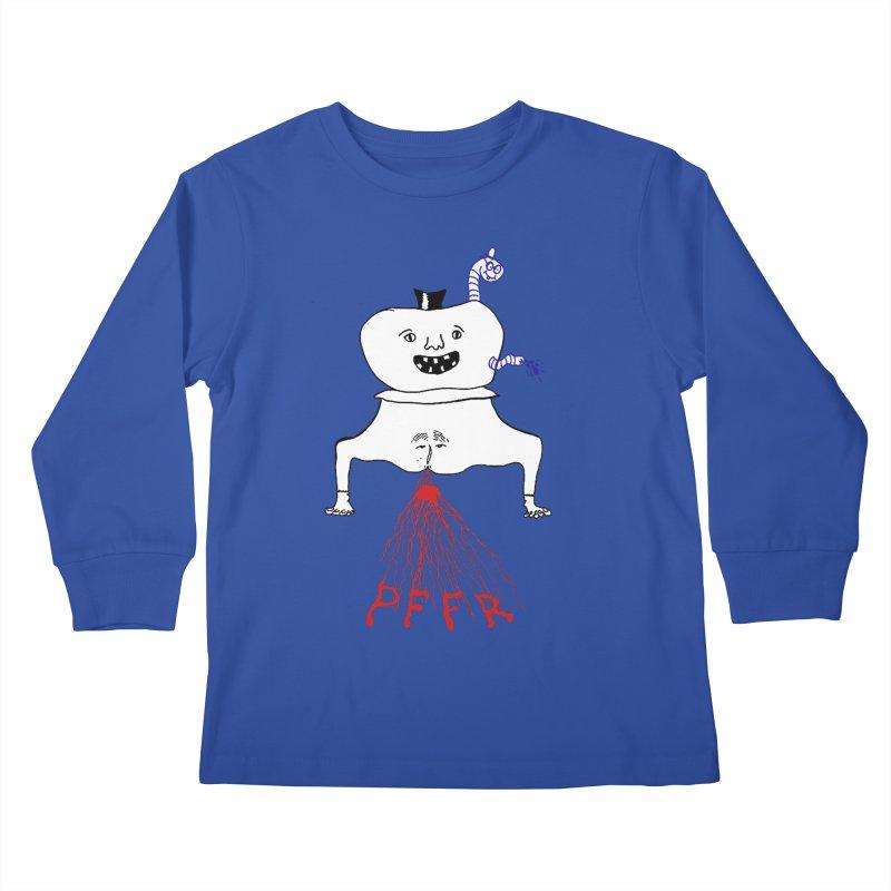PFFR Kids Longsleeve T-Shirt by Jim Tozzi