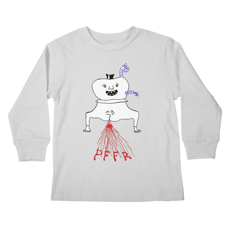 PFFR Kids Longsleeve T-Shirt by Jim Tozzi