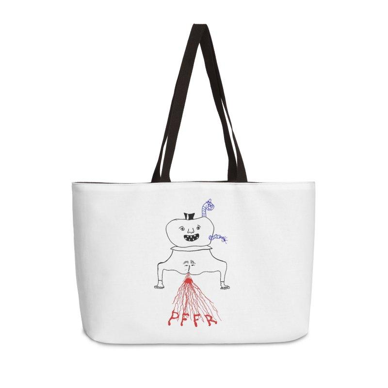 PFFR Accessories Weekender Bag Bag by Jim Tozzi