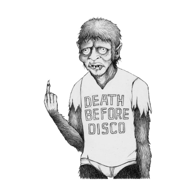 DEATH BEFORE DISCO None  by Jim Tozzi