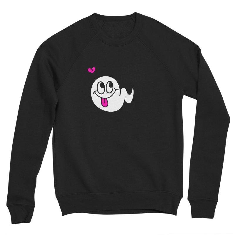 DEAD INSIDE Women's Sponge Fleece Sweatshirt by Jim Tozzi