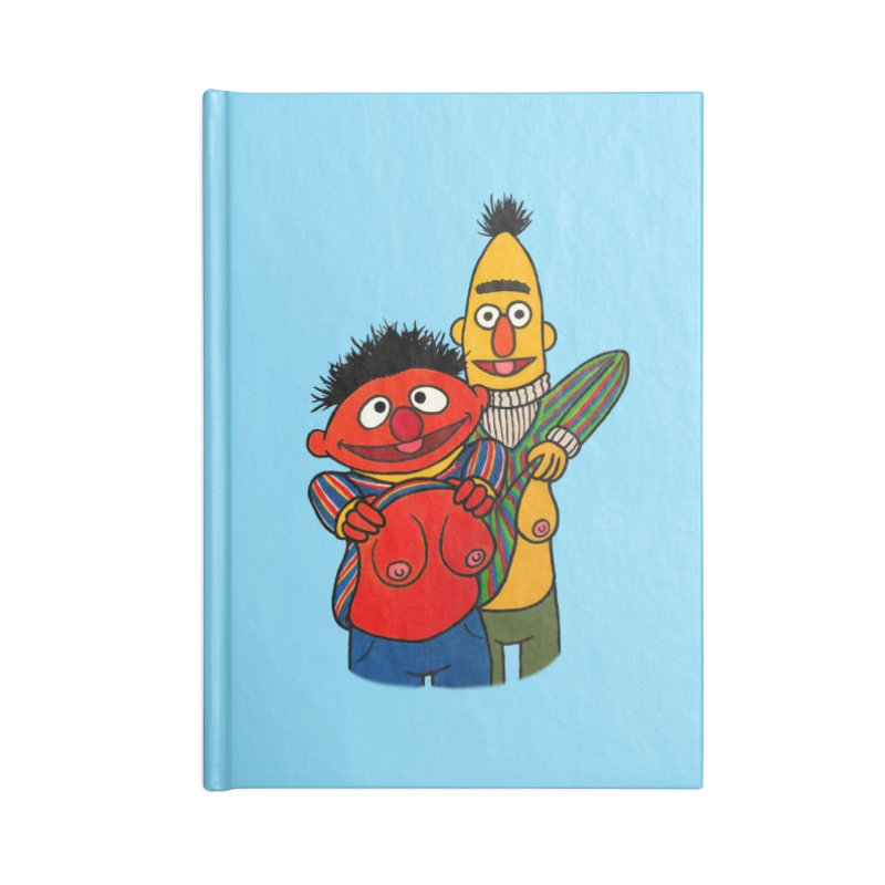 E and B flash Accessories Notebook by Jim Tozzi