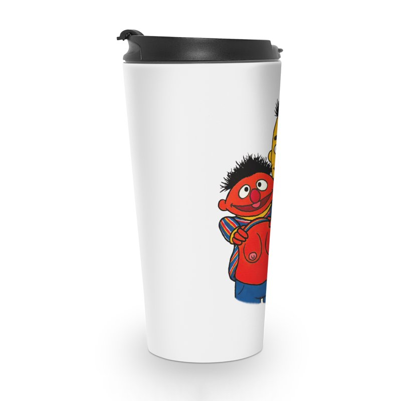 E and B flash Accessories Travel Mug by Jim Tozzi