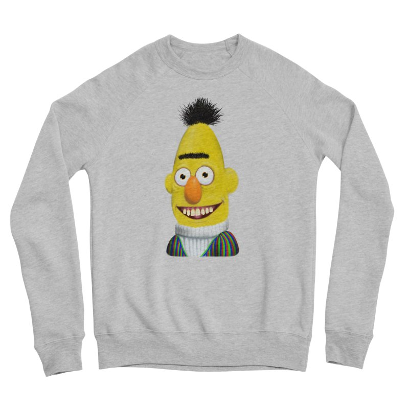 Buurt Men's Sponge Fleece Sweatshirt by Jim Tozzi