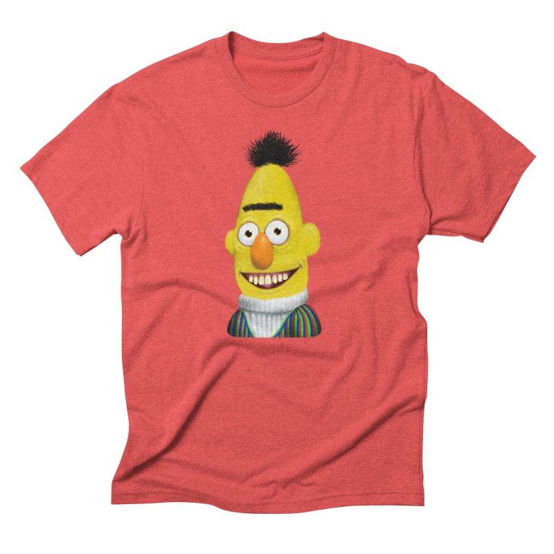 Buurt Men's Triblend T-Shirt by Jim Tozzi