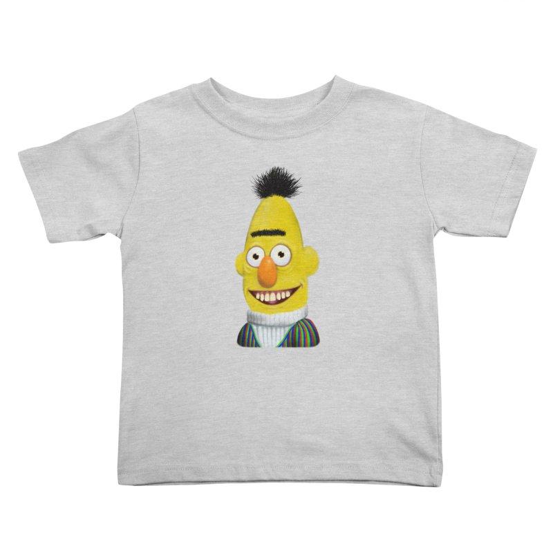Buurt Kids Toddler T-Shirt by Jim Tozzi