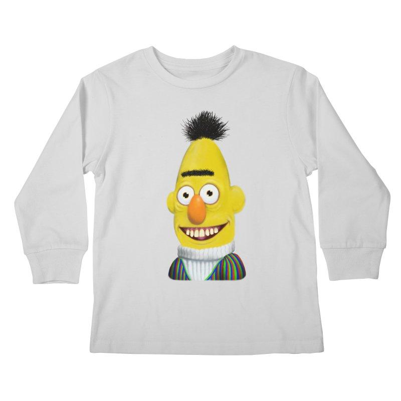 Buurt Kids Longsleeve T-Shirt by Jim Tozzi