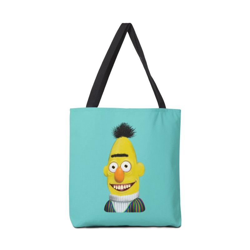 Buurt Accessories Tote Bag Bag by Jim Tozzi