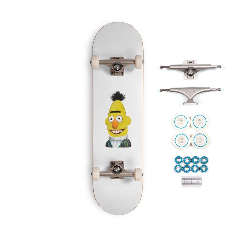 Buurt Accessories Complete - Basic Skateboard by Jim Tozzi