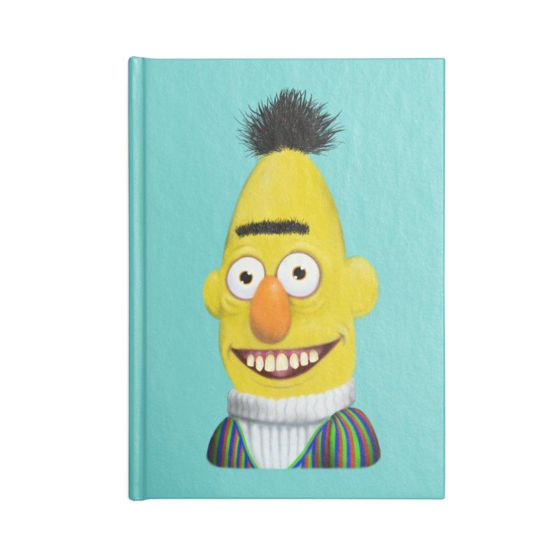 Buurt Accessories Blank Journal Notebook by Jim Tozzi