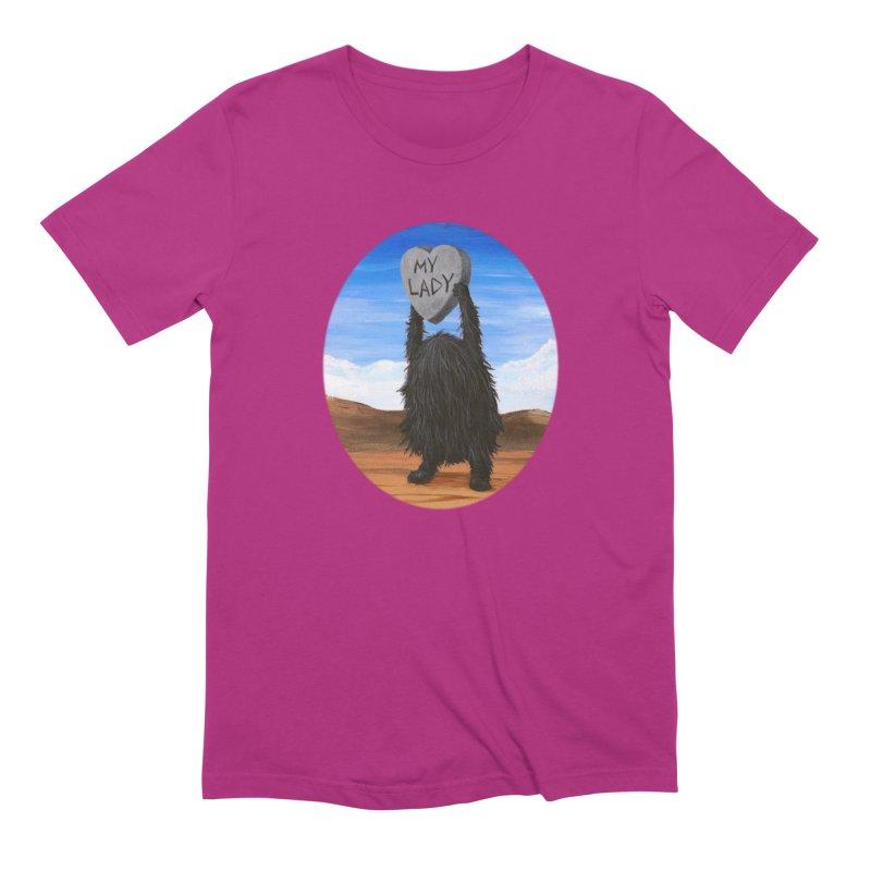 MY LADY Men's Extra Soft T-Shirt by Jim Tozzi