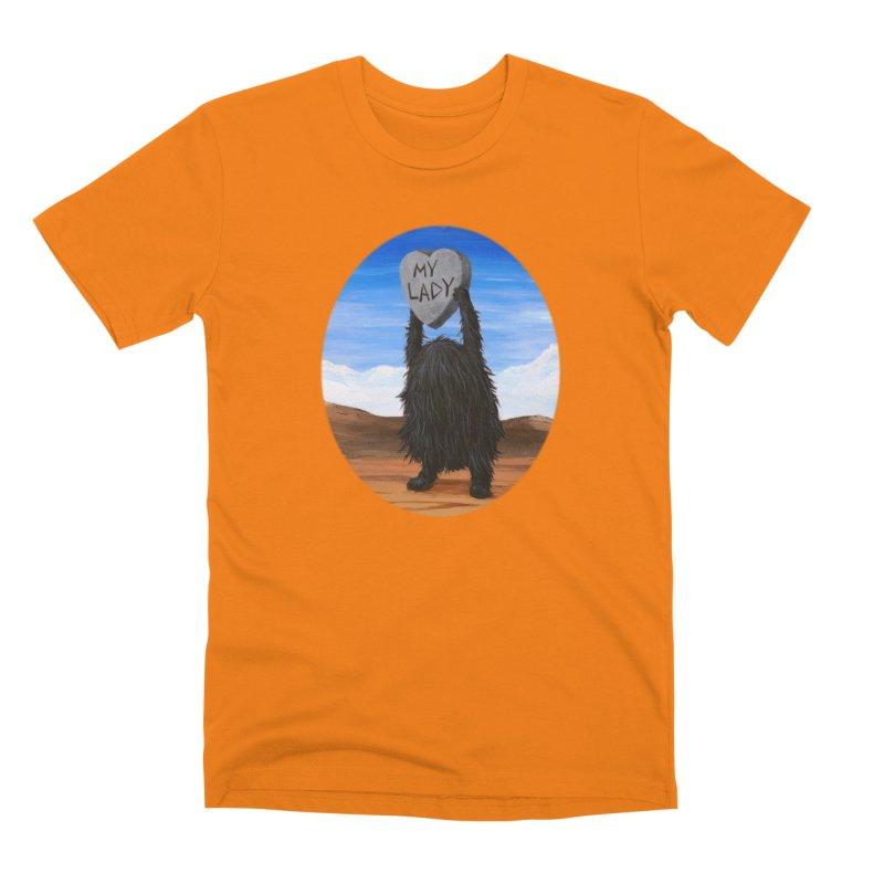 MY LADY Men's Premium T-Shirt by Jim Tozzi