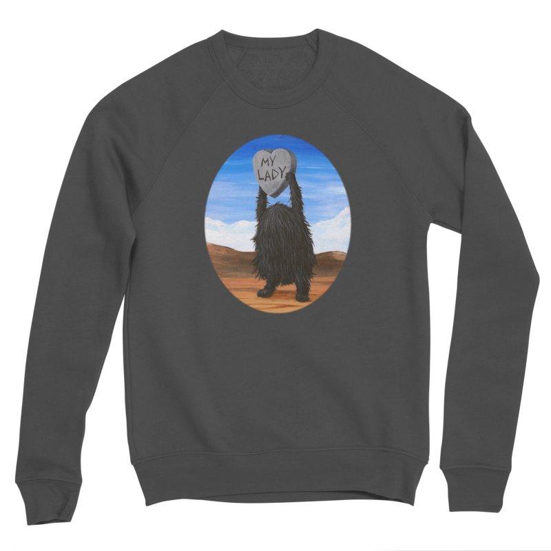 MY LADY Men's Sponge Fleece Sweatshirt by Jim Tozzi