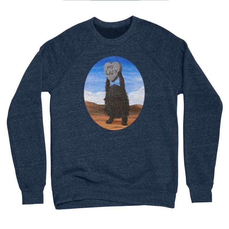 MY LADY Women's Sponge Fleece Sweatshirt by Jim Tozzi