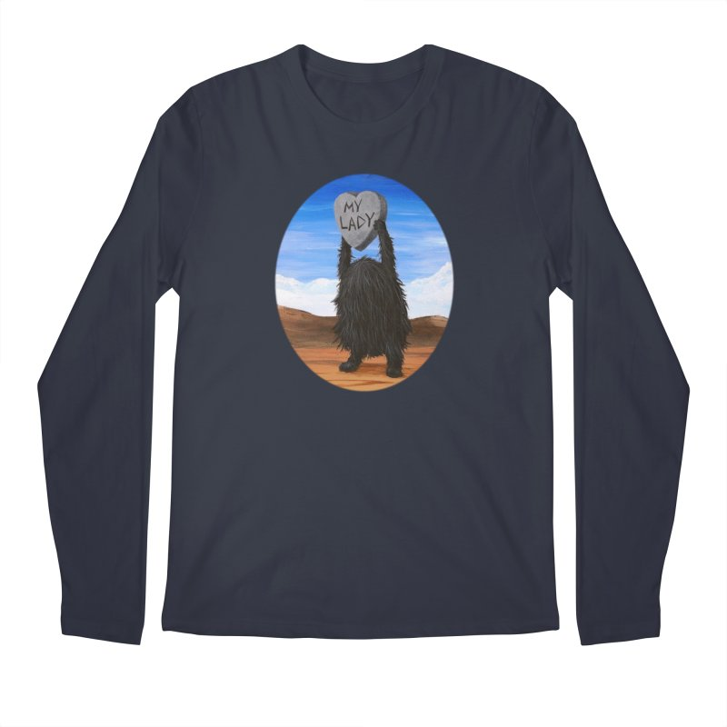 MY LADY Men's Regular Longsleeve T-Shirt by Jim Tozzi