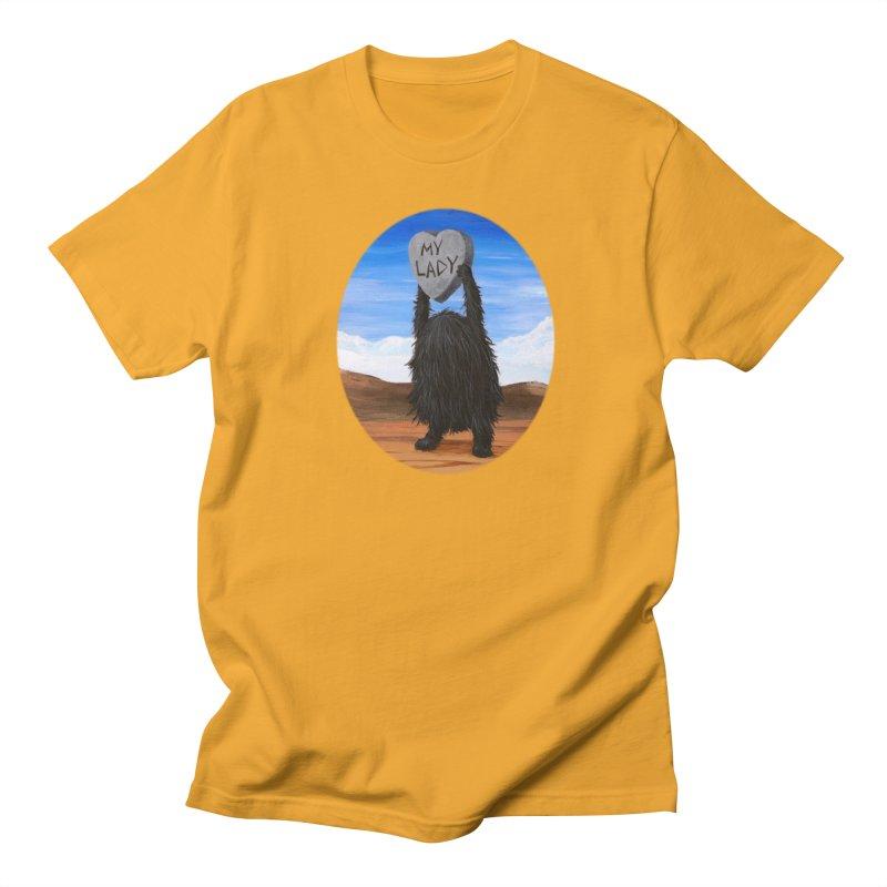 MY LADY Women's Regular Unisex T-Shirt by Jim Tozzi