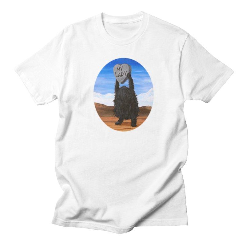 MY LADY Men's Regular T-Shirt by Jim Tozzi