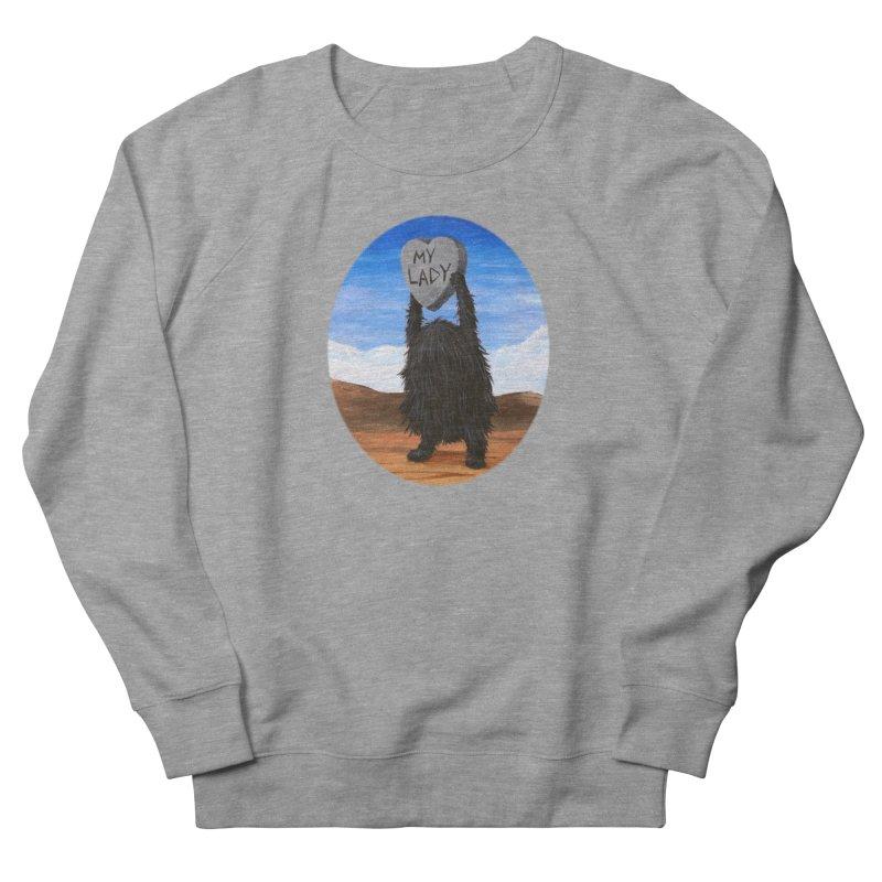 MY LADY Men's French Terry Sweatshirt by Jim Tozzi