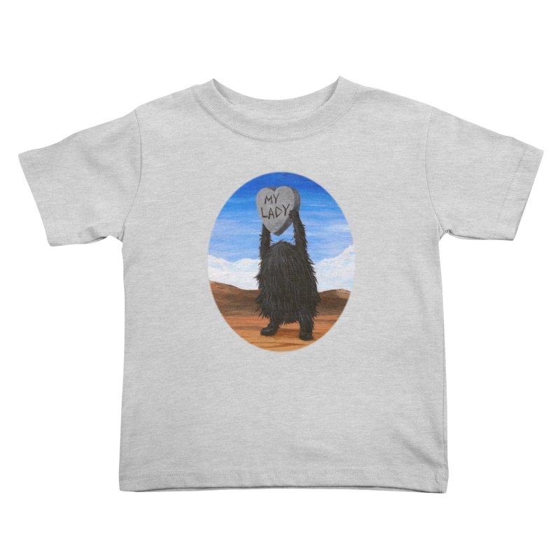 MY LADY Kids Toddler T-Shirt by Jim Tozzi