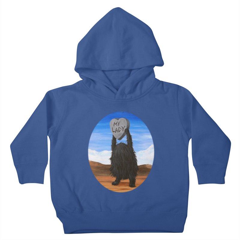 MY LADY Kids Toddler Pullover Hoody by Jim Tozzi