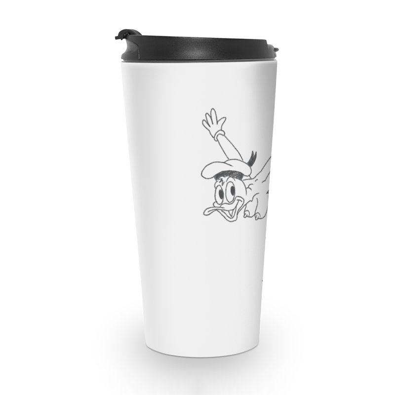 I believe I can fly Accessories Travel Mug by Jim Tozzi
