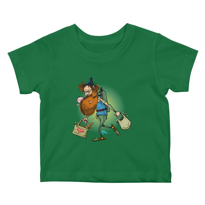 Non Conformist #15 Non Conformist Doing Some Shopping Kids Baby T-Shirt by JoeCorrao4EA's Artist Shop