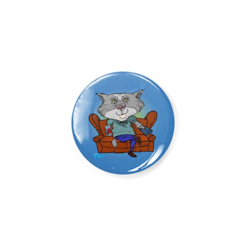 Cat #2 Accessories Button by JoeCorrao4EA's Artist Shop