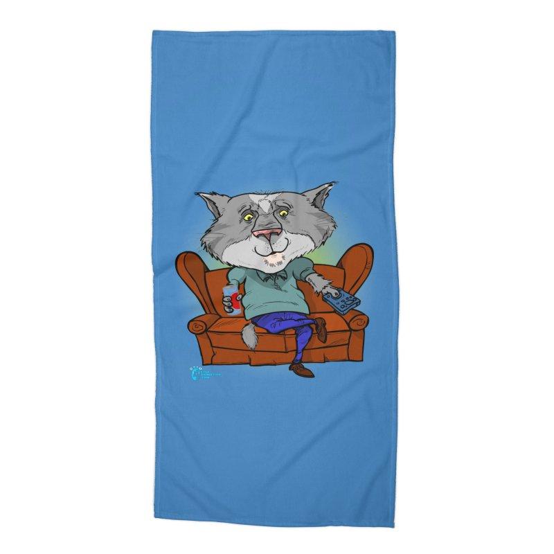Cat #2 Accessories Beach Towel by JoeCorrao4EA's Artist Shop