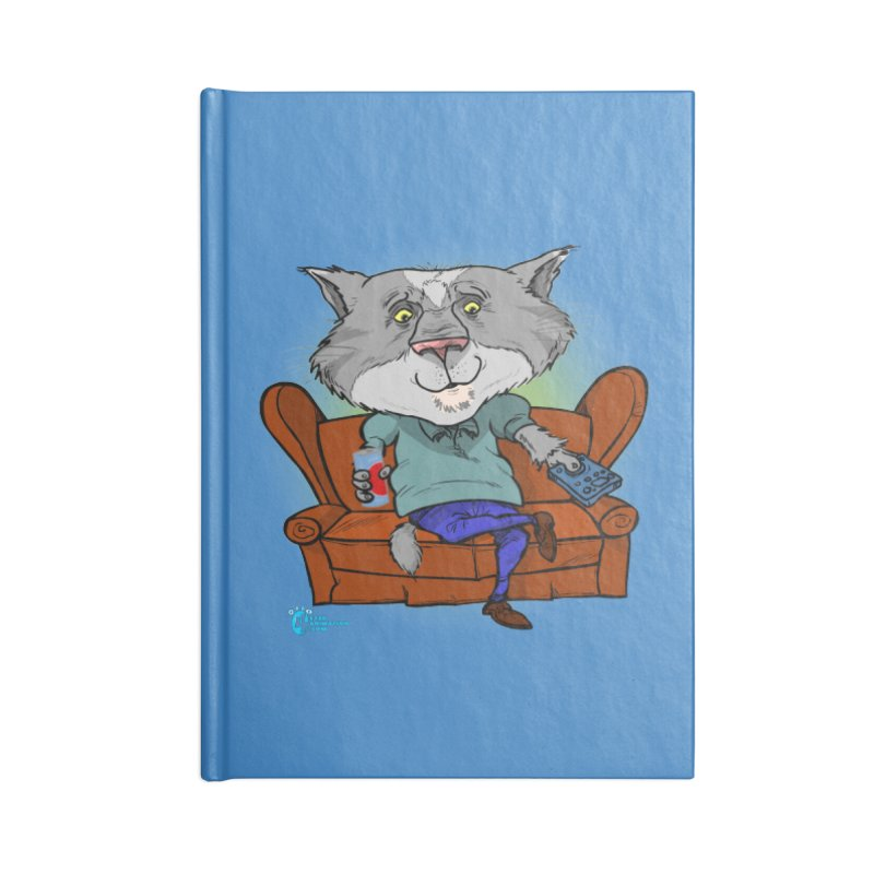 Cat #2 Accessories Notebook by JoeCorrao4EA's Artist Shop