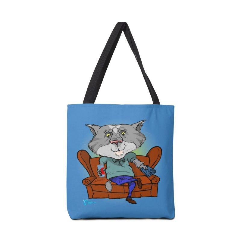 Cat #2 Accessories Bag by JoeCorrao4EA's Artist Shop