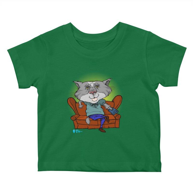 Cat #2 Kids Baby T-Shirt by JoeCorrao4EA's Artist Shop