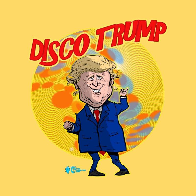 Disco Trump Accessories Magnet by JoeCorrao4EA's Artist Shop