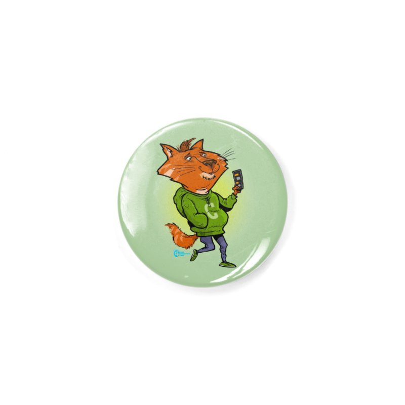Cat #3 Accessories Button by JoeCorrao4EA's Artist Shop