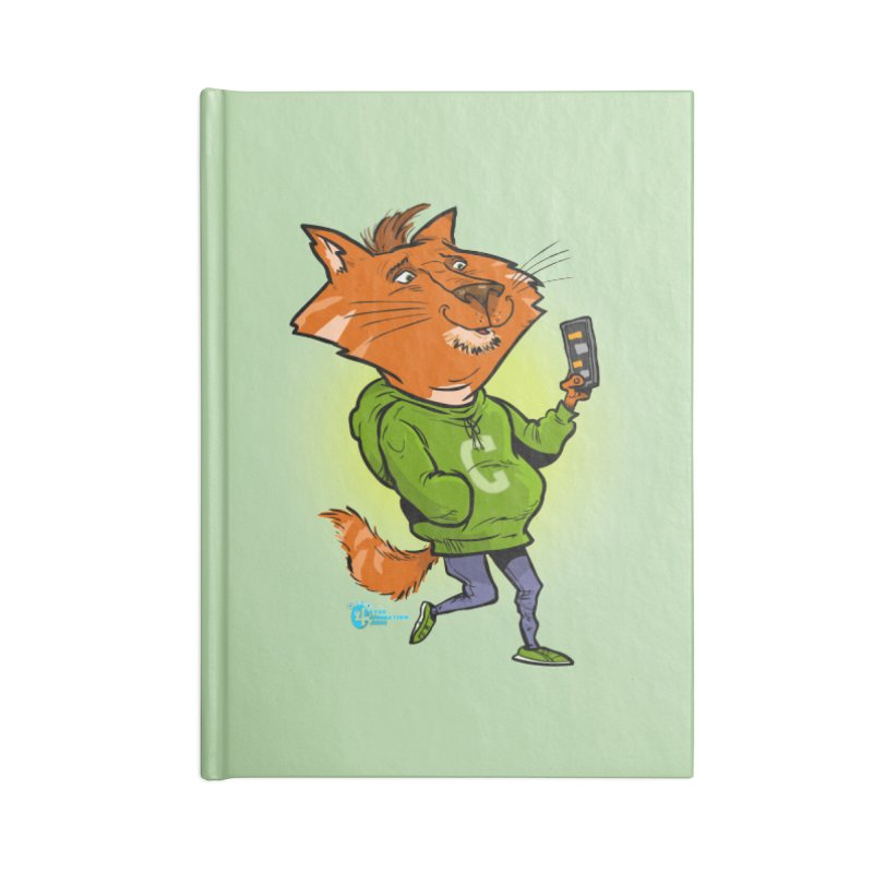 Cat #3 Accessories Notebook by JoeCorrao4EA's Artist Shop