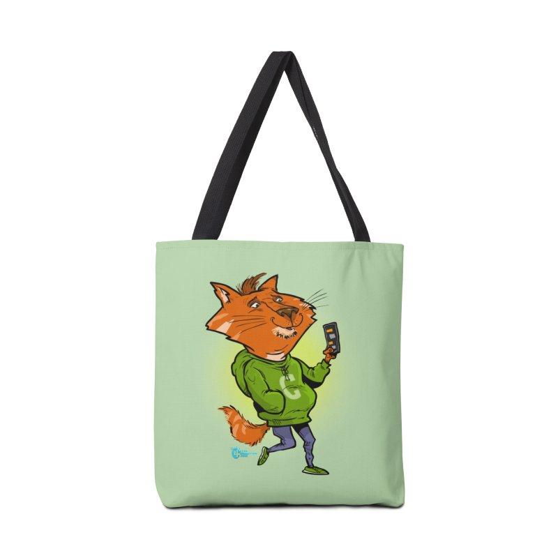 Cat #3 Accessories Bag by JoeCorrao4EA's Artist Shop